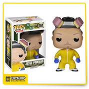 Breaking Bad Jesse Pinkman Hazmat Suit Pop