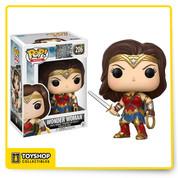 DC Justice League Wonder Woman 206 Pop