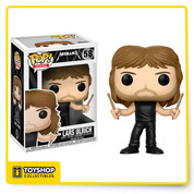 Metallica: Lars Ulrich Pop Vinyl Figure
