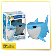 Disney Pixar Finding Nemo 76 Bruce Pop Figure