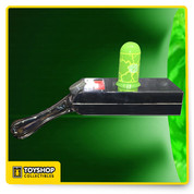 Rick and Morty SDCC Exclusive Chrome Portal Gun