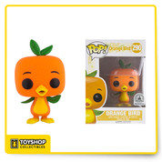 Disney Orange Bird Park #290 Exclusive Pop