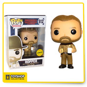 Stranger Things Hopper Pop Chase
