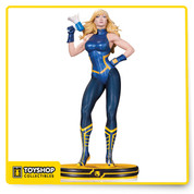 DC Comics Cover Girs Black Canary Limited Edition Statue