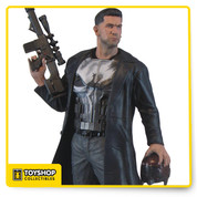 Marvel The Punisher Netflix Series PVC Diorama