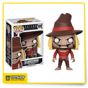 Batman The Animated Series Scarecrow Pop