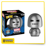 "Iron Man: Mark 1 #361 Marvel Dorbz Vinyl Figure (Specialty Series Exclusive) by Funko  From the Marvel Universe comes Iron Man: Mark 1 as a Specialty Series Dorbz Vinyl Figure! This figure is approximately 3"" tall and comes in a window display box."