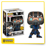 Funko is excited to announce the popular video game franchise Mortal Kombat is now receiving the Pop! vinyl treatment. This series features the undead ninja specter Scorpion, and his nemesis Sub-Zero. In addition, the bicycle kicking Liu Kang, Kitana with her deadly fan, and Raiden with his recognizable coolie hat! Look for Sub-Zero chase piece! Add them to your collection this Winter!