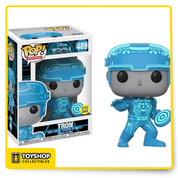 The titular character from the special-effects laden classic, Tron, has now been given the Pop! Vinyl treatment! This Tron Pop! Vinyl Figure is the perfect addition to the collections of any fans of the 1982 film or the 2012 remake!
