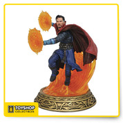 "By the vishanti! Doctor Stephen Strange has cemented his space in the Marvel Cinematic Universe, and now he has teleported into the Marvel Milestones statue line! Product dimensions: 20"" tall. Sculpted by Gentle Giant Studios. Includes certificate of authenticity. Limited Edition of 1000 units."