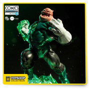 Kilowog Deluxe Art Scale 1/10 by Ivan Reis - DC Comics CCXP 2017 exclusive limited edition Based on the concept art of Ivan Reis from DC Comics  Made in Polystone Hand painted Includes base with LED