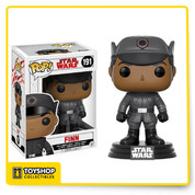 Funko is excited to reveal your favorite characters from Star Wars: The Last Jedi Rey, Finn, Poe, Kylo and BB-8 are back for more adventures and are joined by new characters you're sure to love.