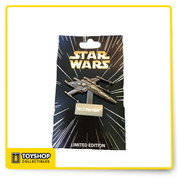 Disney Star Wars May The 4th Be With You Poe's X-Wing Fighter Pin