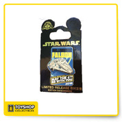 Disney Star Wars May The 4th Be With You Millennium Falcon Pin