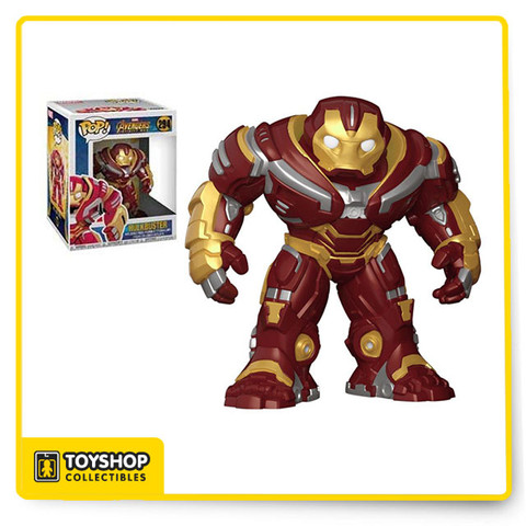 So this is it? It's all been leading to this? The Hulkbuster is back, bigger and better, as the Infinity War comes to a head. It's time to pick a side. To bring together a group of remarkable people to fight the battles that we never could. The war has begun. Be prepared, collect all of The Avengers now.