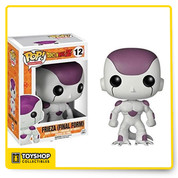Dragon Ball Z Frieza Vinyl Figure stands 3 3/4-Inch tall and makes a great gift for children and adult collectors alike. When you see just how cool the 4th transformation of Frieza looks as a Pop! Vinyl Figure.