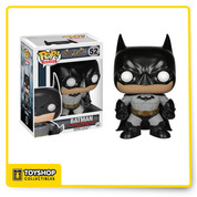 Direct to you from his battles at the Elizabeth Arkham Asylum for the Criminally Insane in the acclaimed video game Batman: Arkham Asylum, the Dark Knight is clad in his black-and-gray duds, ready for his next challenge. 3 3/4-inch tall.