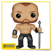 If you or somebody you know loves the Game of Thrones television series on HBO, then this Game of Thrones Mountain Pop! Vinyl Figure is the perfect gift! Standing 3 3/4 inches, this POP is too good to pass up! Check out the other Game of Thrones figures from Funko!