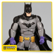 "Based on the designs from the best-selling artist of BATMAN, Greg Capullo, comes wave 3 in the hit Designer Series from DC Collectibles. Zero Year Batman stands 6.75"" tall."