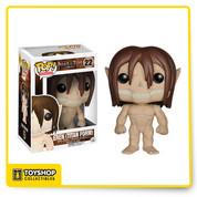 Attack on Titan is a Japanese manga series written and illustrated by Hajime Isayama. The story takes place in a world where humanity lives inside cities surrounded by enormous walls, due to the Titans, gigantic humanoid creatures who devour humans seemingly without reason. The story centers on Eren Jaeger, his adoptive sister Mikasa Ackerman, and their friend Armin Arlert, who all join an elite group of soldiers who fight Titans outside the walls.