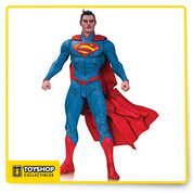 "Based on the styles of renowned artist Jae Lee, comes the next wave of detailed figures in the DC Collectibles Designer Series. Superman stands 6.75"" tall."