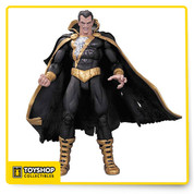 DC Comics Super Villains Figure - Black Adam.Sculpted by / Sculptee Par Phil Ramirez