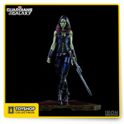From Iron Studios: 1/10 Art Scale Guardians of the Galaxy: Gamora Limited Edition hand Painted in Polystone.