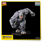 From Iron Studios: 1/10 Art Scale Marvel Comics Rhino, Limited Edition hand Painted in Polystone.