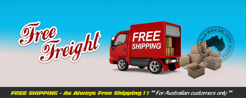 Free Shipping Australia Wide from Western Filters  Sydney Australia