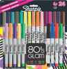 Coloured Sharpie Ultra FIne Point Permanent Markers (24 Pack)