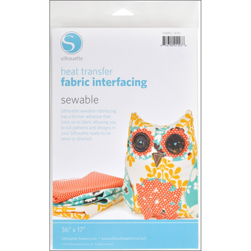 Silhouette Sewable Fabric Interfacing