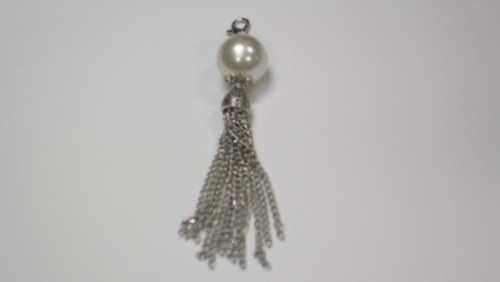 Pendant Pearl and Chain