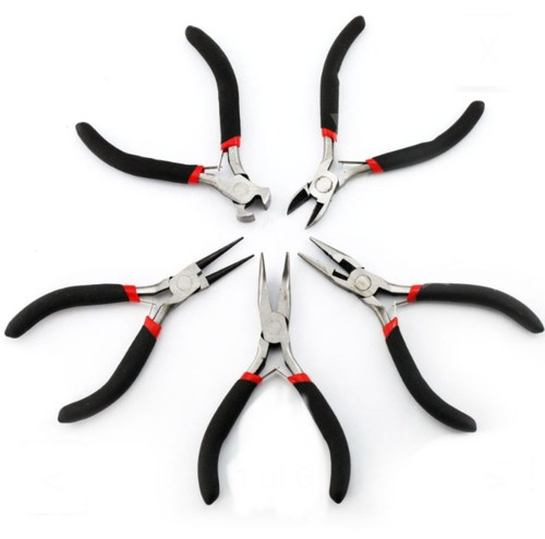 Pliers Set 5 Pieces