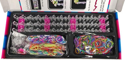 Deluxe Combo Loom Set inside box view