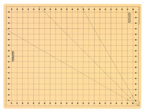 Rotary cutting mat