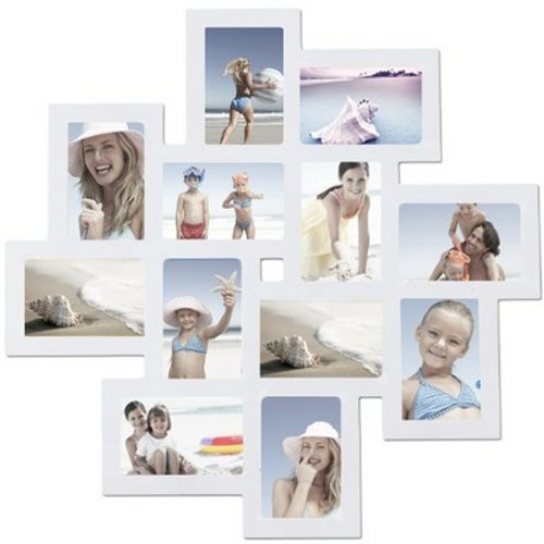 12-opening Wall Collage Photo Picture Frame
