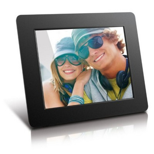 Aluratek Digital Photo Frame 8 inch