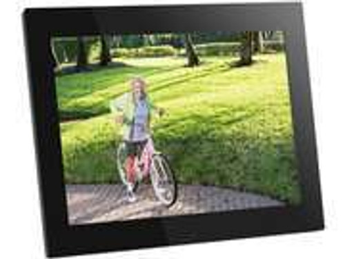 """Aluratek ADMPF315F 15"""" High Resolution Digital Photo Frame with 2GB Built-In memory with Remote 1024 x 768"""