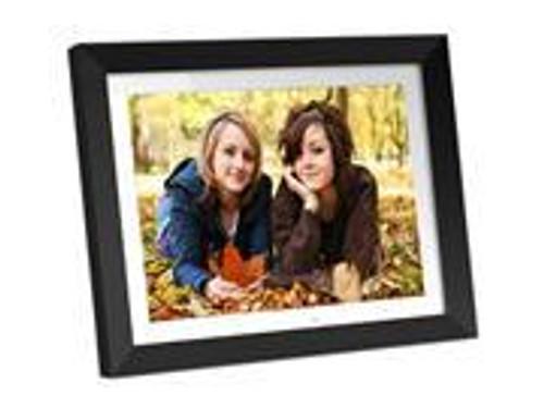 """Aluratek ADMPF315F 15"""" 15"""" 1024 x 768 TRUE DIGITAL Digital Photo Frame w/256MB Memory"""