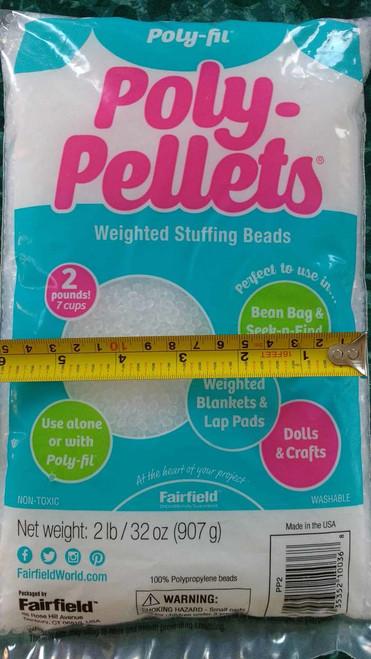 Poly Pellets 907 g