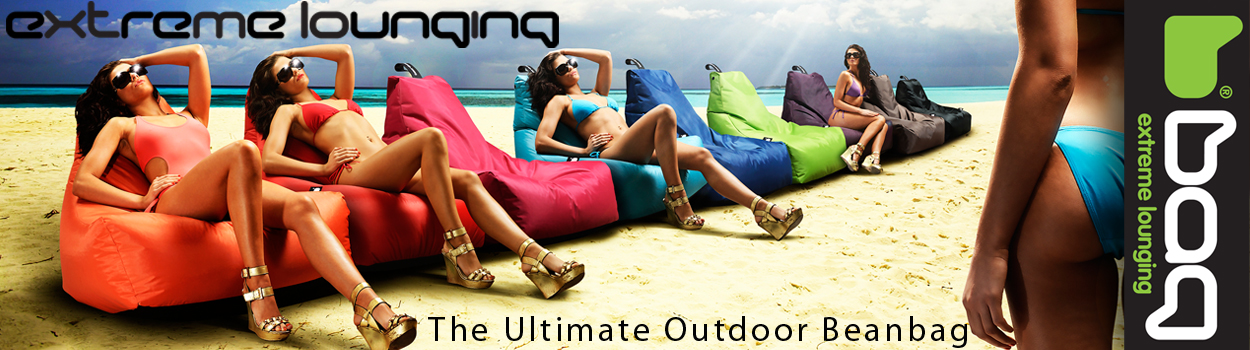 Mighty B-Bag Outdoor Beanbags