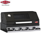 Beefeater Discovery 1100E Built-In 4 Burner Gas BBQ (16242)