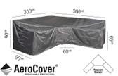 Aerocover Protective Cover for Garden Trapeeze Set 300x90x70Hcm (18-C-7957)