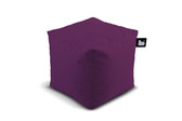 Mighty B-Box Outdoor Beanbag Stool Berry