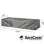 Aerocover Protective Cover for Sunbed Lounger 210 x 75 x 40cm (18-C-7964)