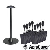 Aerocover Support Pole Set 24 x 10 x 20cm (18-C-7810)