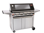 Beefeater Signature S3000E 5 Burner Gas BBQ With Side Burner (19252)