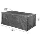 Aerocover Protective Cover for Garden Table 160 x 100 x 70cm (18-C-7922)