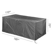 Aerocover Protective Cover for Garden Table 180 x 110 x 70cm (18-C-7923)