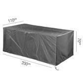 Aerocover Protective Cover for Garden Table 200 x 110 x 70cm (18-C-7924)